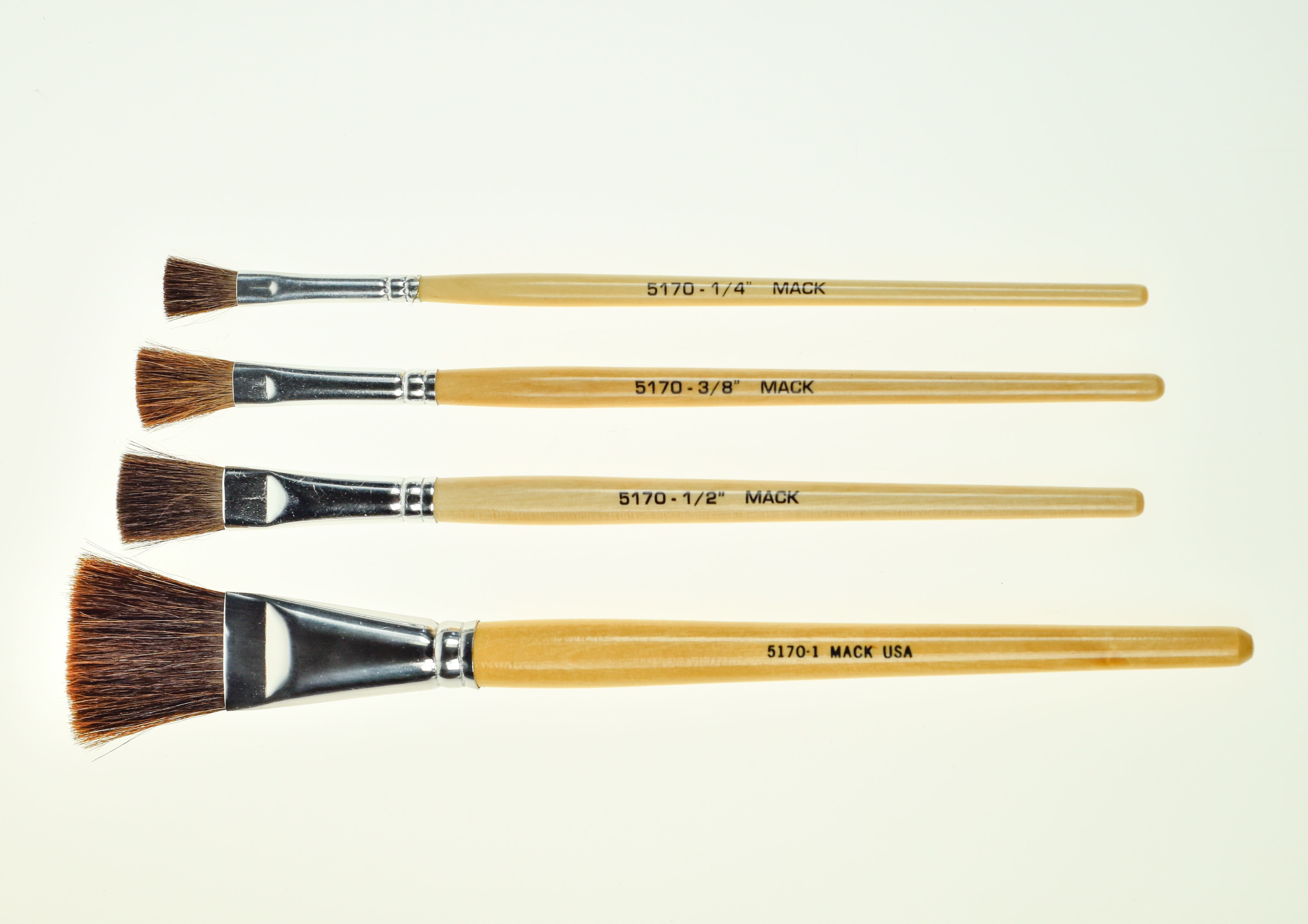 """MACK"" Series 5170 Camel Hair Lacquering Brush"