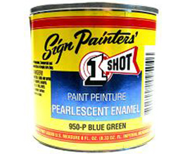 One Shot Pearlescent Paints