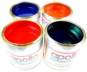 Apollo Gloss Vinyl Inks ***END OF LINE***