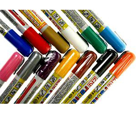 6mm Zig Poster Markers