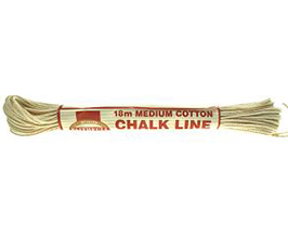 Cotton Chalk Line