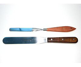 Palette Knives - Scale Tang