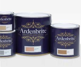 Ardenbrite (Water-based) Metallic Paints