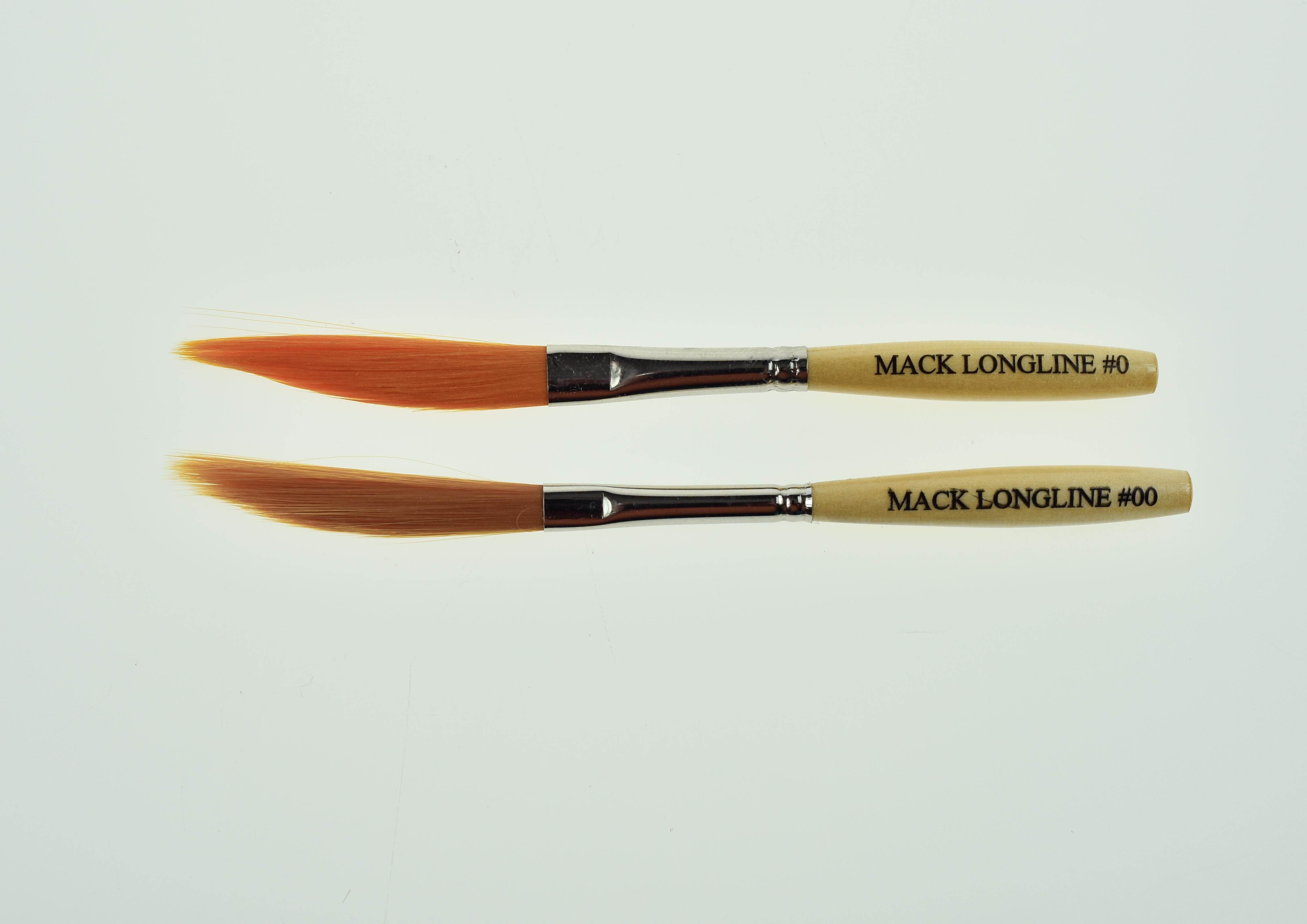 """MACK"" Series 75 Taklon Striper"
