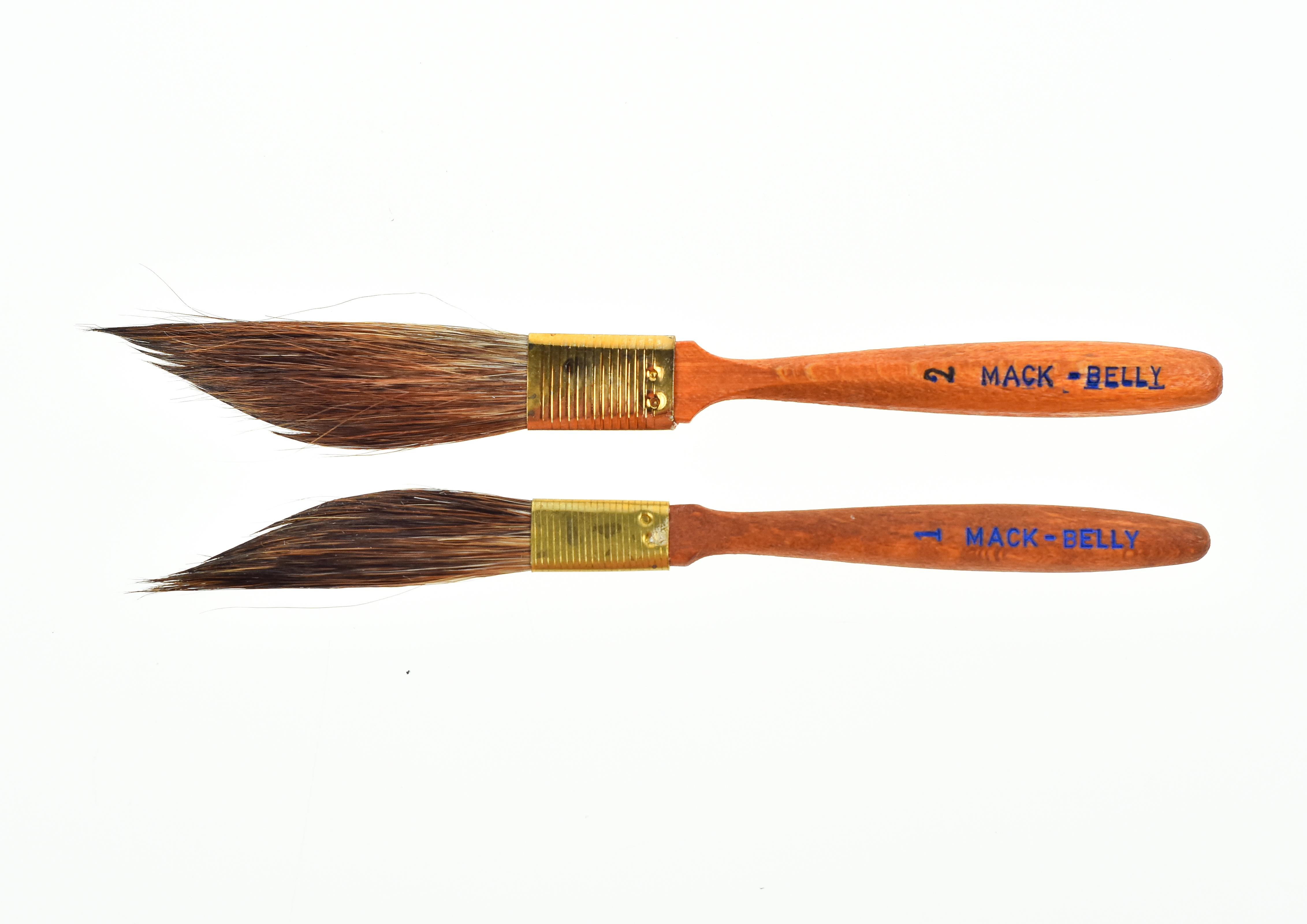 """MACK"" Belly Pinstriping Brush"