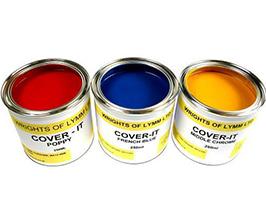 Cover-it Matt Enamel Paint - Oil Based