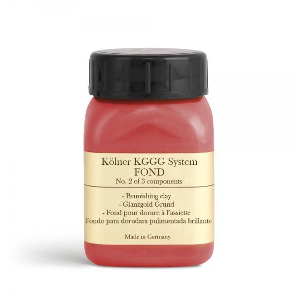 Kolner KGGG System for High Gloss Water Gilding