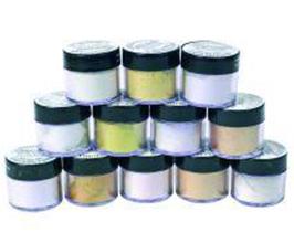 Pearl Lustre Pigment Powders