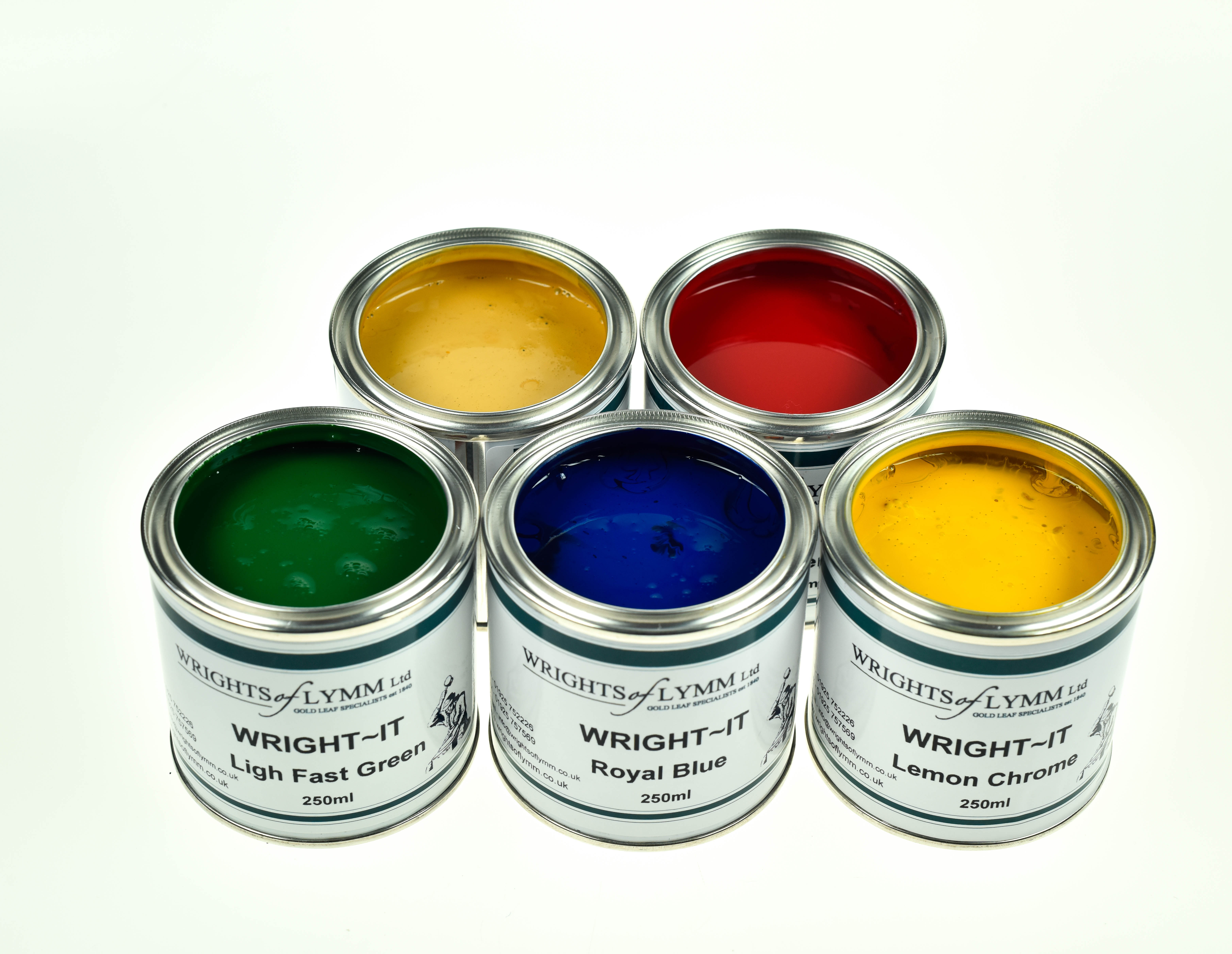 Wright-it Gloss Signwriting Enamels - Oil-based