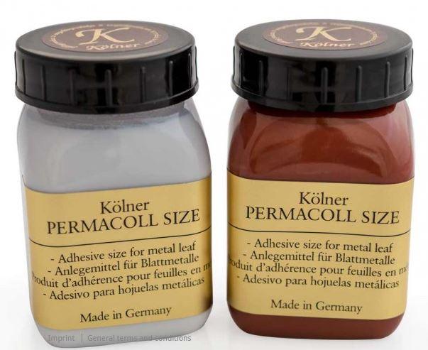 Kolner Permacoll Size