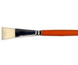 """""""MACK"""" Series 4042 White Bristle Fitch"""