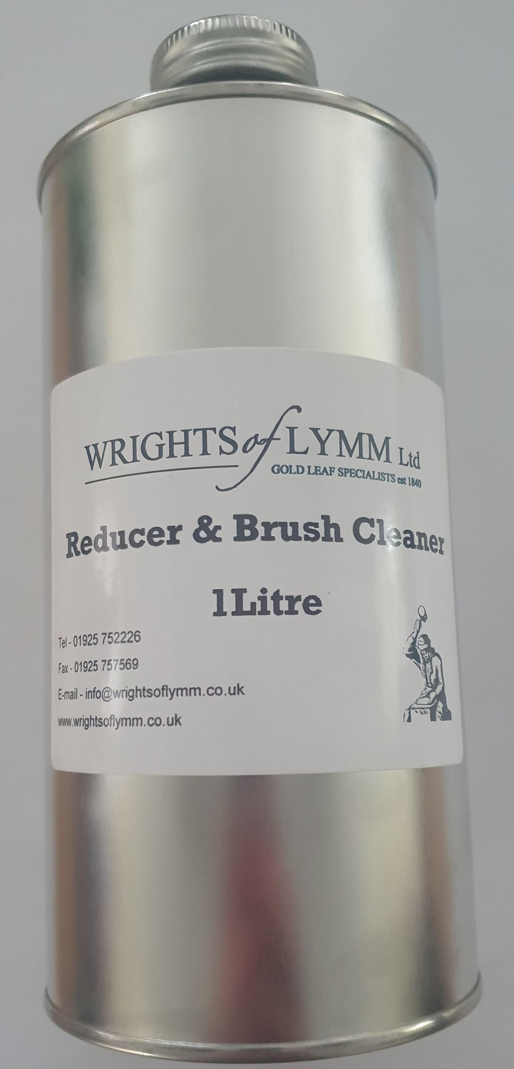 Brush Cleaner & Reducer