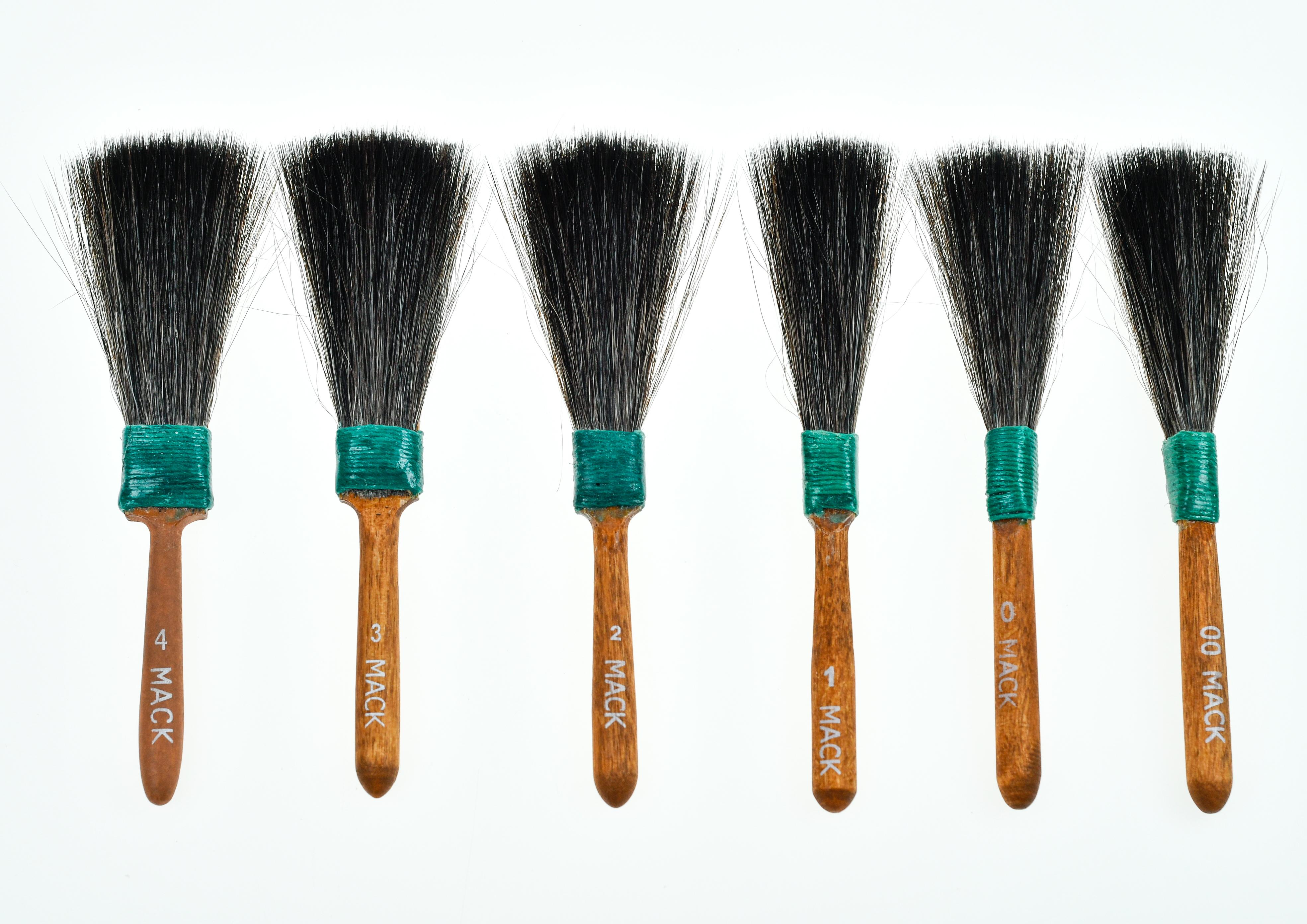 """MACK"" Series 10 Sword Liners"