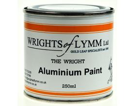 Metallic Silver Paint