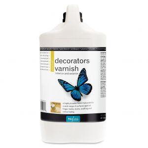 Polyvine Decorators Acrylic Varnish