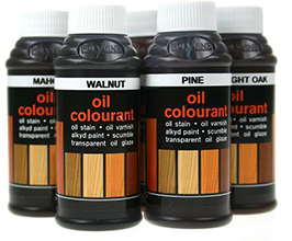 Polyvine Oil Colourants