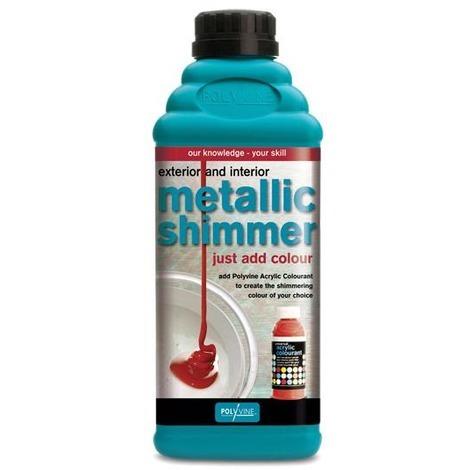 Polyvine Metallic Shimmer