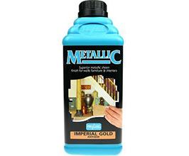 50ml Polyvine Metallic Acrylic Paints