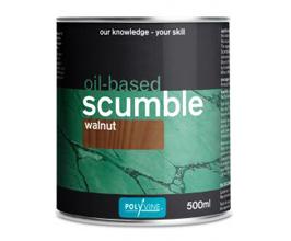 Polyvine Pre-coloured Oil Scumble