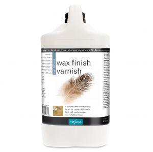 Polyvine Clear Wax Finish