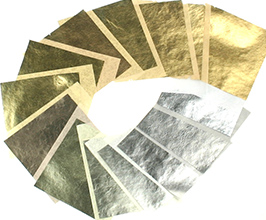 Gold Leaf Colour Charts