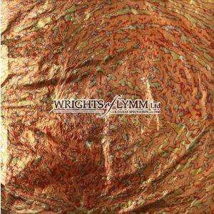 Red Starry Sky Variegated Transfer Leaf