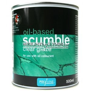 500ml Oil Scumble Clear Glaze