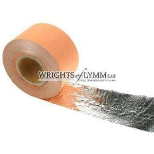 Imitation Silver Roll - 15cm wide