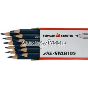 Blue Single Pencil