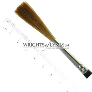 No.7 Sable/Ox Chisel Writer