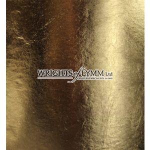 24ct Regular Gold Leaf, Loose