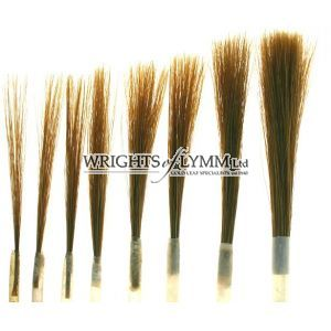 Ox Hair Liners in Quill Set 0-8