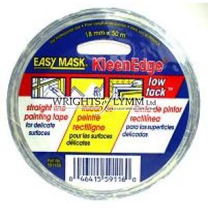 48mm x 50m Kleen Edge Tape