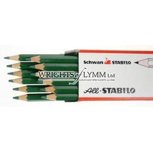 Green Single Pencil