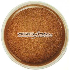 200g Bronze Powder - Deep Gold