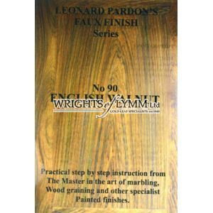 Leonard Pardon Dvd - English Walnut