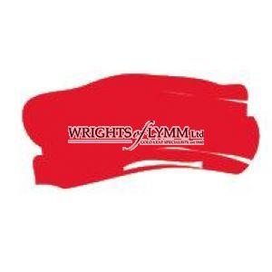 75ml System 3 Acrylic - Cadmium Red Deep hue