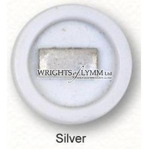Silver 1/4 Pan Shell Gold