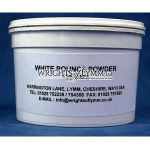 100g White Pounce Powder