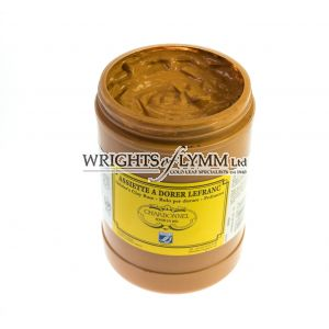 125g Le Franc Gilders Clay - Yellow