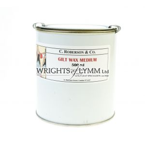 500ml Gilt Wax Medium