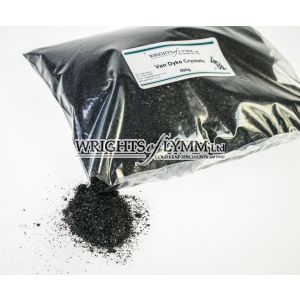 500 grams Van Dyke Crystals Brown
