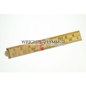 1 metre Wooden Ruler