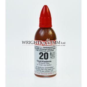 20ml Mixol - Chestnut