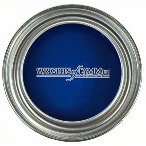 236ml One Shot Dark Blue - Low VOC Signwriting Enamel