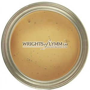 250ml Gold Colour Wright-it