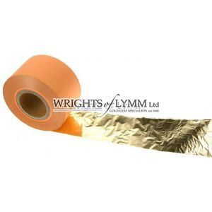Superior Imitation Gold 2.5 Roll - 2cm wide