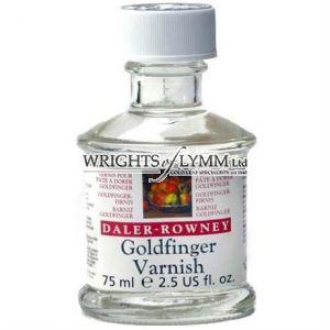 75ml Goldfinger Varnish