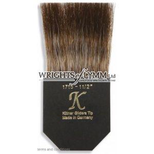 Kolner Squirrel Hair Tip - 1.5 inch (37mm)