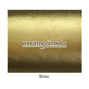 30ml Liquid Leaf - Brass